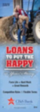 CB&S Bank Vertical Banner