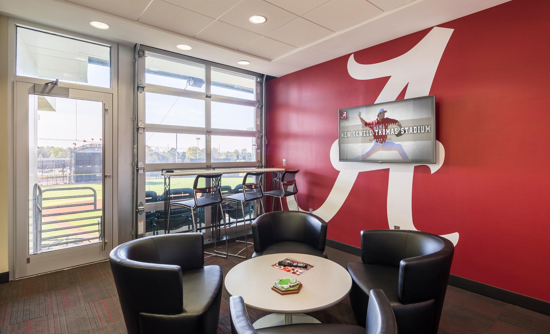 University of Alabama Sewell Thomad Stadium