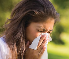 The Jackson Clinic ENT sneezing and allergies