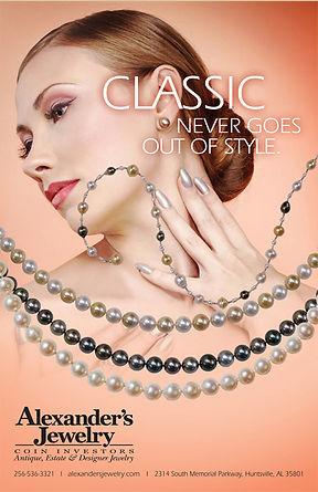 Alexander's Jewelry Magazine Campaign