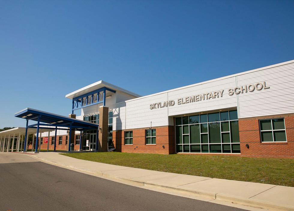 Skyland Elementary Renovation