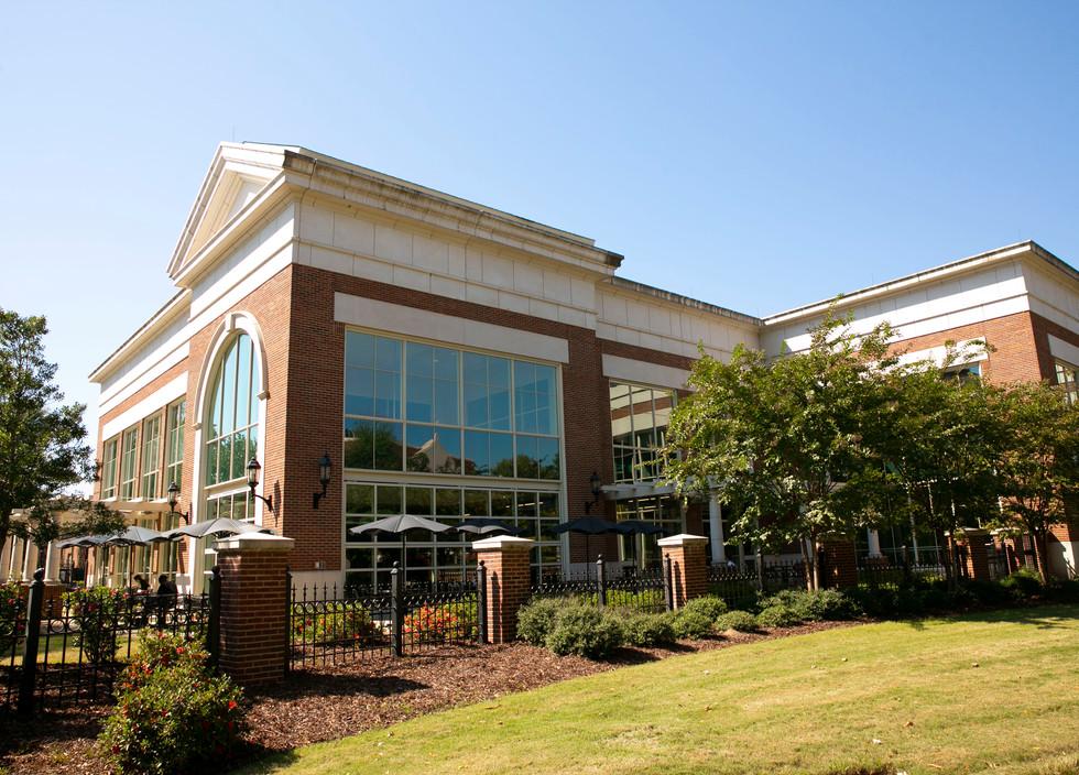 The University of Alabama Fresh Food Dining