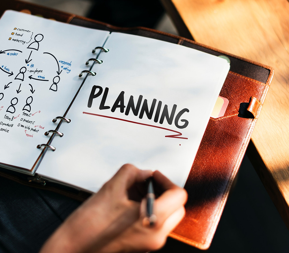 Content marketing strategy starts with planning