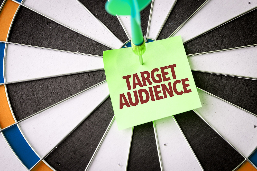 Target demographic for content marketing