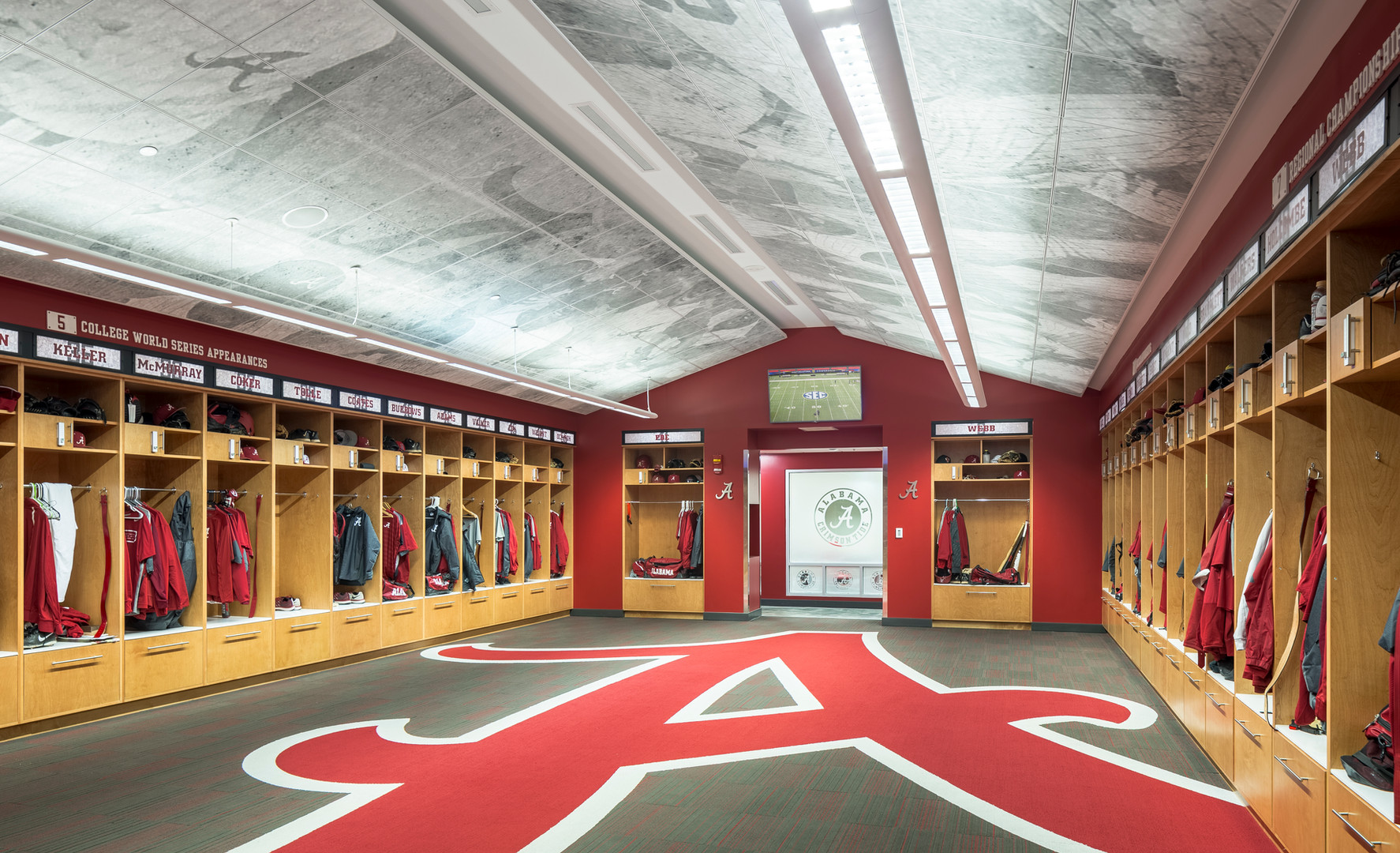 University of Alabama Sewell Thomas Stadium