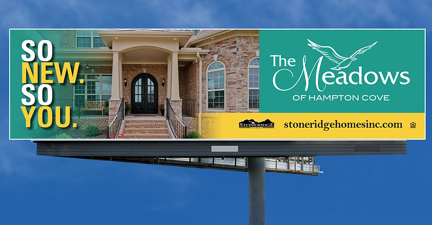 Stoneridge Homes outdoor featuring The Meadows