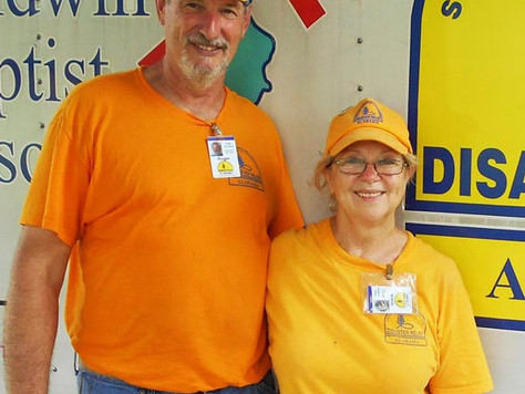 Our Good Call of the Week Goes to Grace and Roger Van Wyck