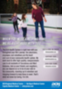 18-1195 - Ice Skating ad for Kids Life J