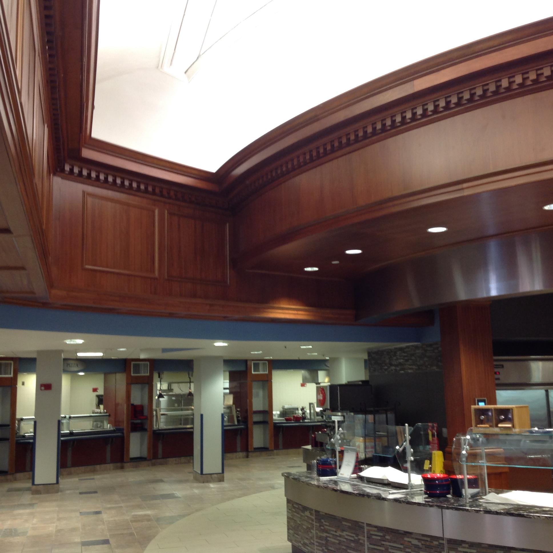 Samford Dining Hall