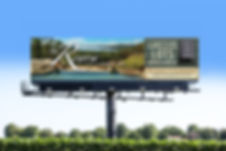 The Reserve billboard