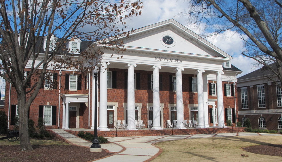 Kappa Alpha, University of Alabama
