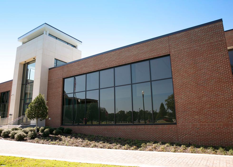 The University of Alabama Moore Athletic Facility Renovation
