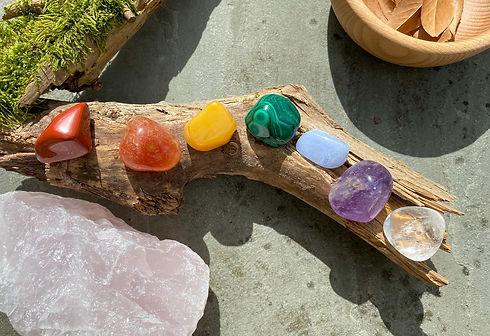 Energy Healing Crystals