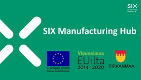 Virtuaalityöpaja: SIX Manufacturing Hub 10.3.