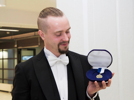 Tuomo Kivelä and his DSII Journey