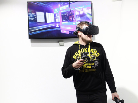 DSII goes VR