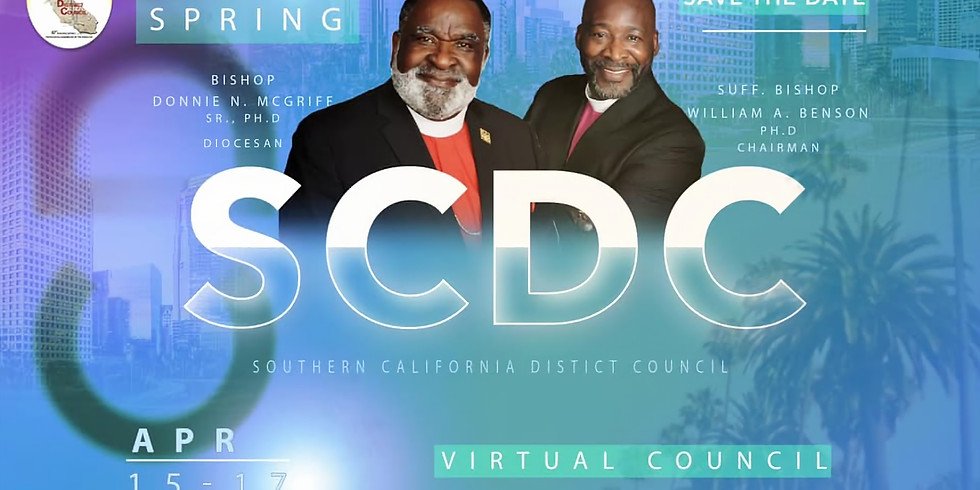 Southern California District Council Spring Conference
