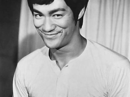 Bruce Lee speaks
