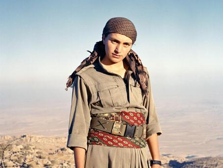 E as mulheres do Curdistão?