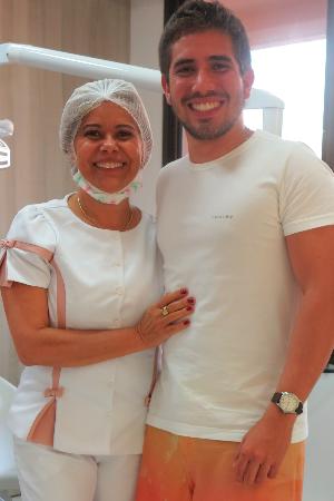 Dra. Ana Leocádia - Dentista