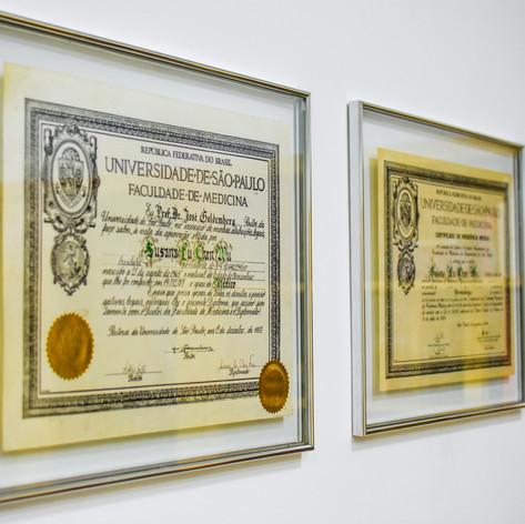 Diplomas FMUSP