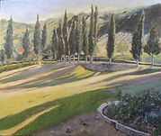 Bronwen Chandler 2898 Tuscan Morning Sha