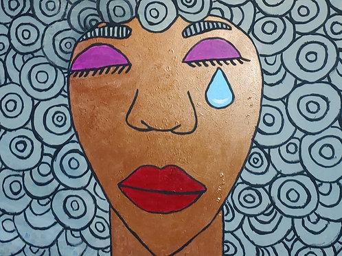 Grandma's Tears by Nadia Harris