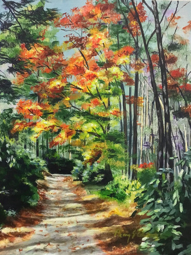 Penny Edwards_The Path.JPG