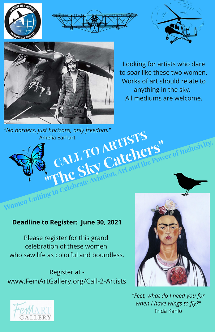 Call to Artists for Aviation and Art.png