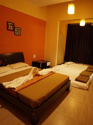 2 BHK Premium Villa - Master Bedroom