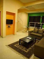 2 BHK Premium Villa - Living Area