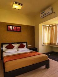 2 BHK Deluxe Villa - Master Bedroom