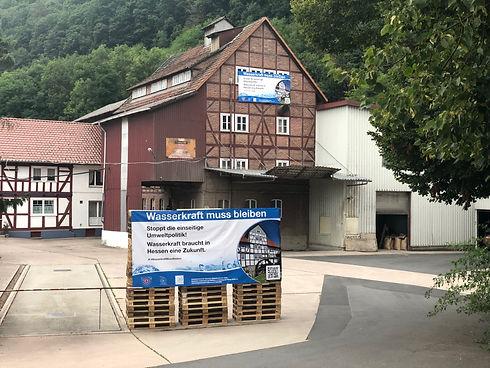 Untermühle Wichmannshausen