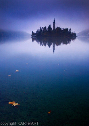 Lake Bled Dawn