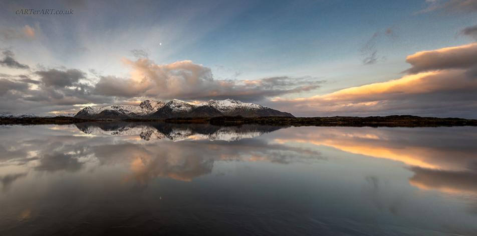Reflections Panorama
