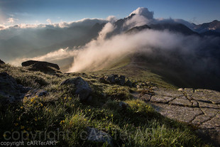 Kasprowy Wierch. Tatra Mountains. Poland
