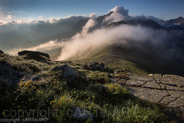 Kasprowy Wierch. Tatra Mountains. Poland