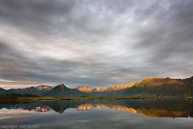 Austvågsøya Morning
