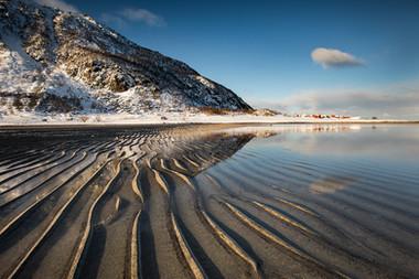 Sandbotnen, Fredvang, Lofoten