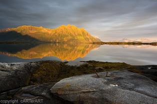 Austvågsøya Reflections 2