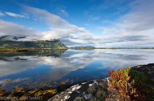 Austvågsøya Clouds