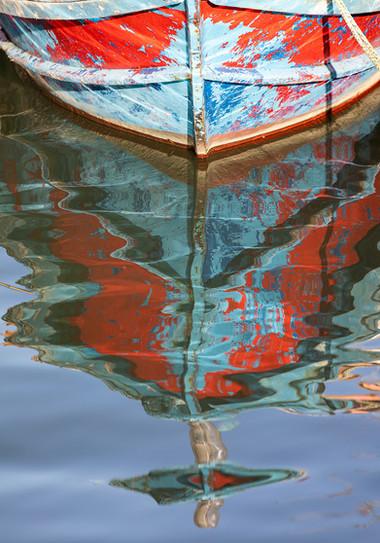 Boat Reflectio