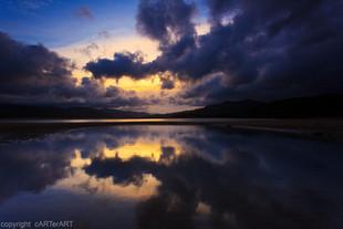 Mawddach Estuary Sun Up