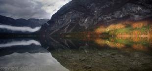 Lake Bohijn Pano
