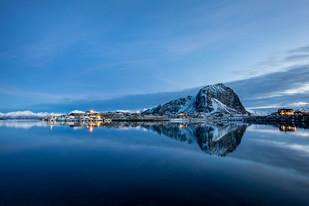 Hovsund Fishing Port