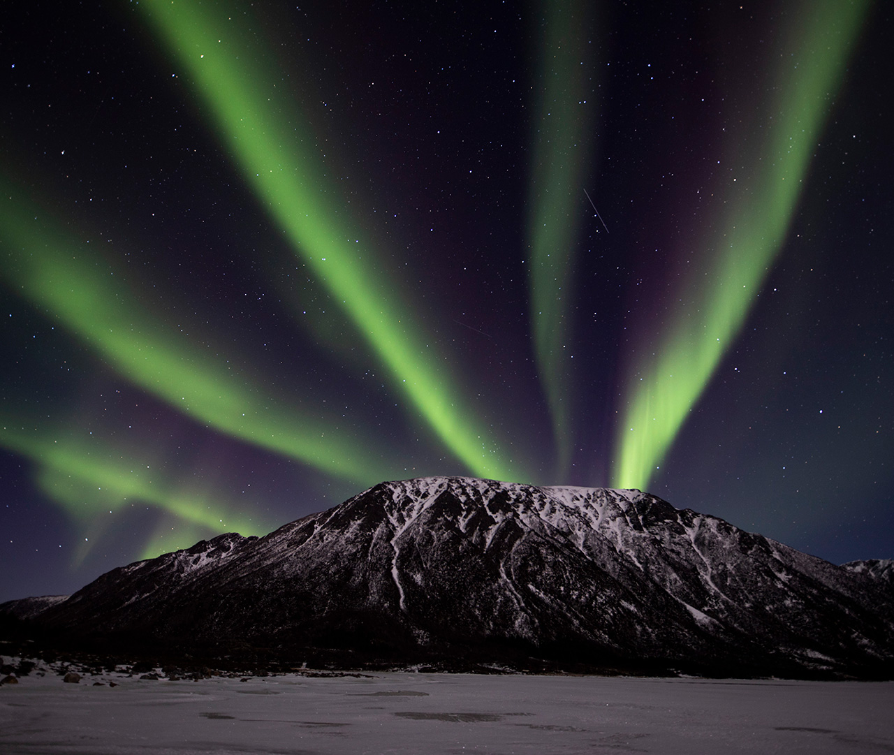 Northern Lights Photography Tuition
