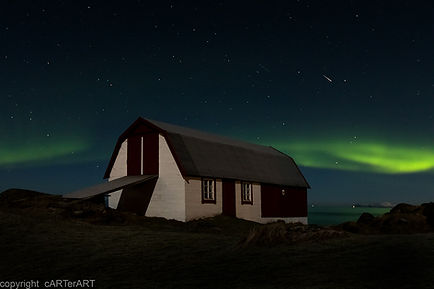 Aurora in the Arctic Tuition Workshops