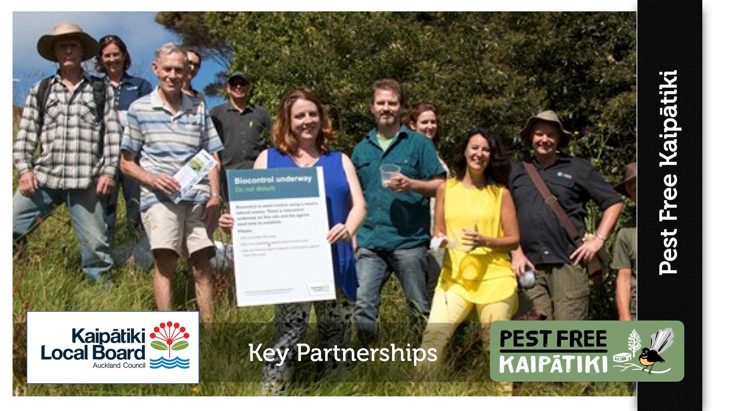 Pest Free Kaipatiki - NEW