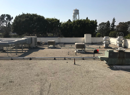 Industrial hvac overhaul for cal state long beach