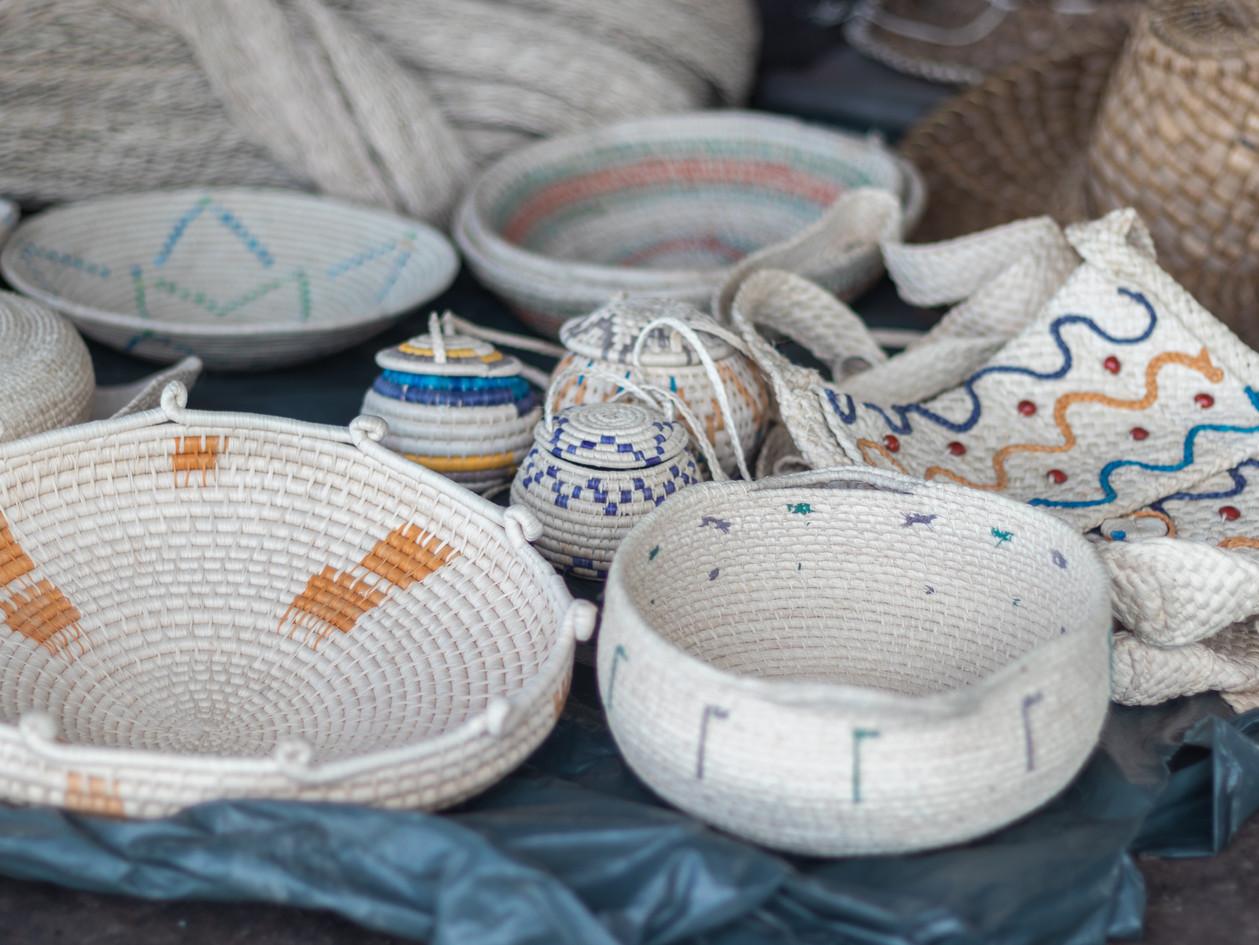 Artesanía indígena